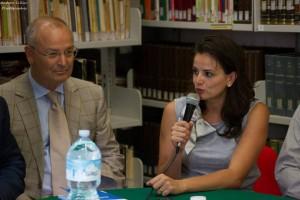 Angelo Balsamo e Giusi Marotta