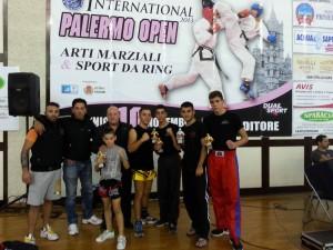 La premiazione della Tana della Tigre a Palermo