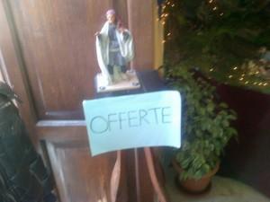 Presepe sacrestia Chiesa Madre statuina che ringrazia (640x480)