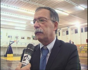 Ettore Castorina, coach Studentesca Licata
