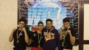 Premiazione Tana della Tigre a Palermo