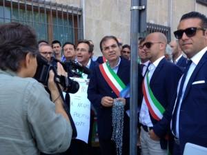 Foto 2 protesta a Palermo