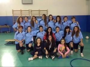 squadra femminile di calcio