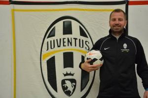 Carmelo Giordano, nuovo allenatore Accademia