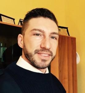 Il comandante della Capitaneria Luca Montenovi