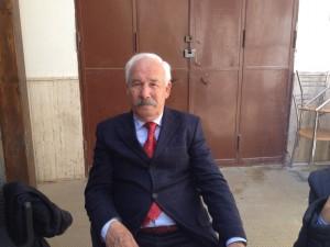 Il presidente Bruno Vecchio