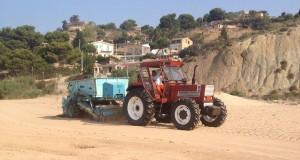 pulizia spiaggia Marianello