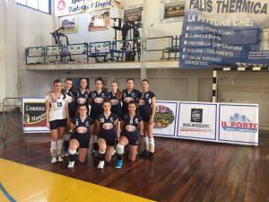 Limpiados Volley Prima divisione femminile