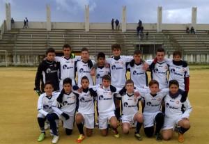 Giovanissimi Santa Sofia Licata 2012-2013