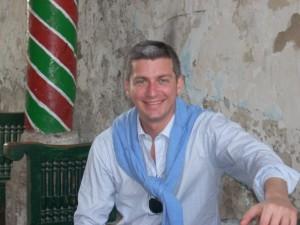 Giuseppe Fragapani, candidato Licata Lab