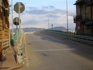 Il ponte di via Mazzini