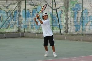 Il tennista licatase Luca Potenza