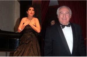 Vittorio Terranova e Claudia Pavone