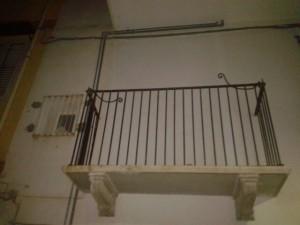 balcone via favarese