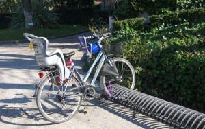 biciclette al bioparco roma