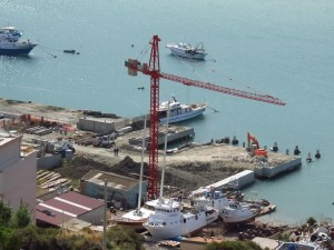 cantieri navali Licata