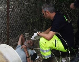 foto carabinieri ritrovano anziano 10