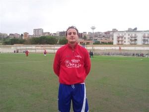 Mancuso, difensore della Polisportiva