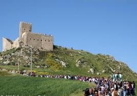 processione madonna del castello