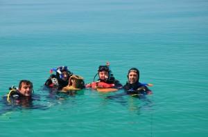 rinvenimento subacqueo anfora