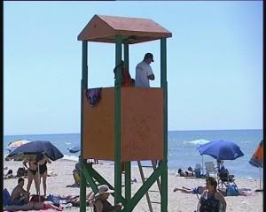 torretta bagnino alla Playa estate 2012